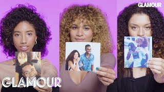 3 Ex-Girlfriends Describe Their Relationship With The Same Guy | All My Exes | Glamour