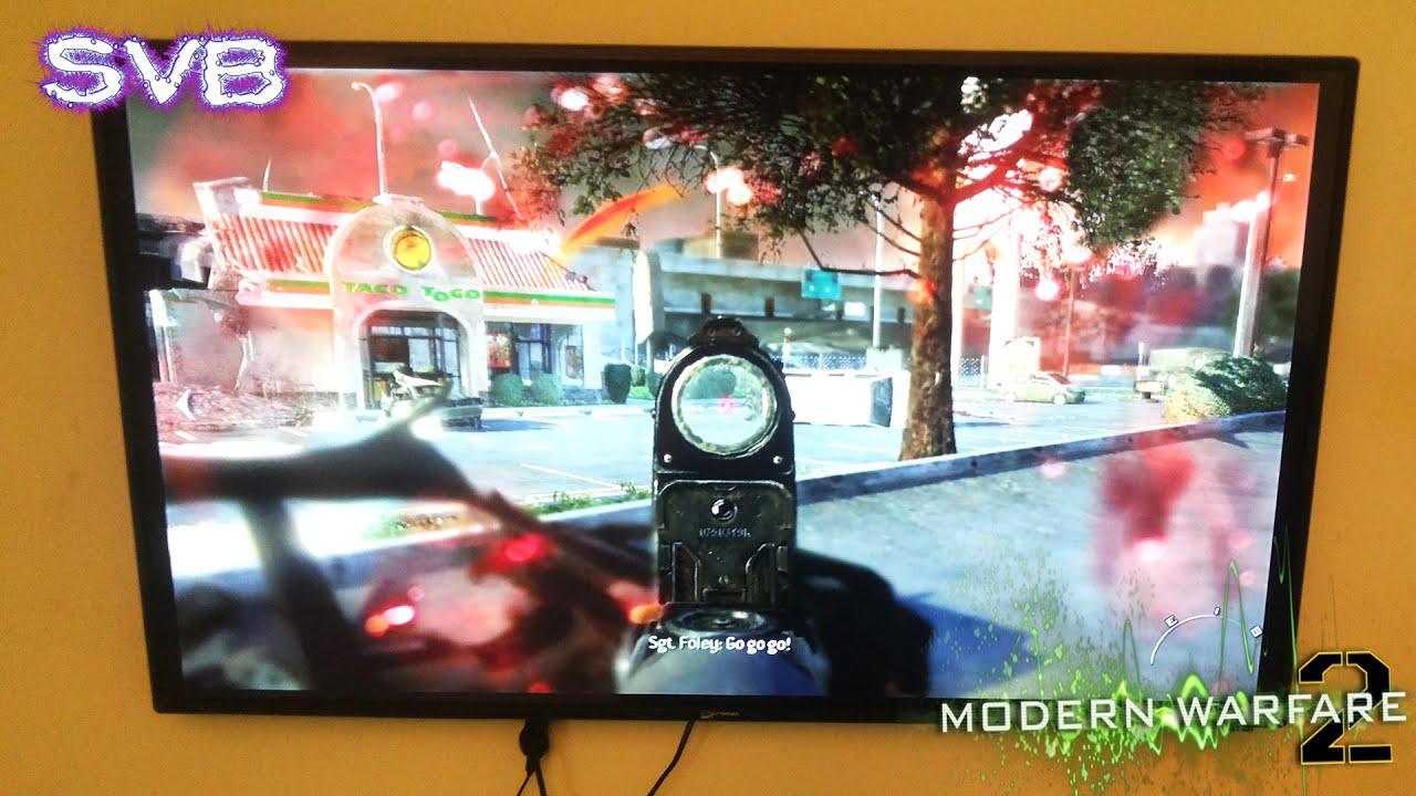 Micromax Full HD 1080p LED TV as Gaming Display Review