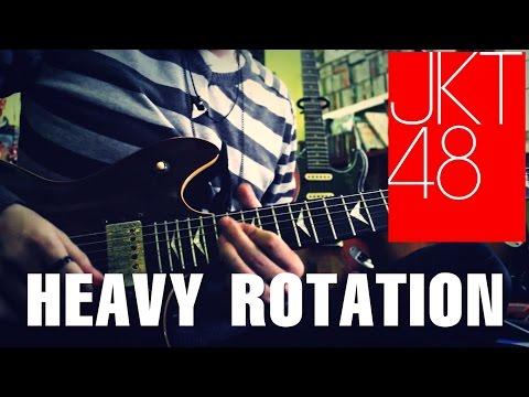 JKT48 - Heavy Rotation (Guitar Instrumental)