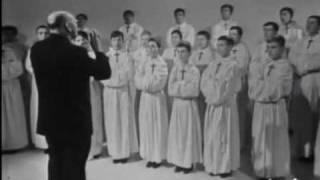 Les Petits Chanteurs à la Croix de Bois - Ave Maria (Palestrina)