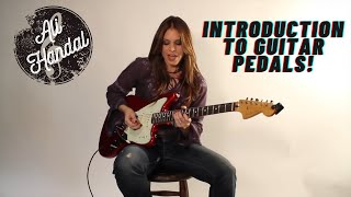 A Beginner's Guide: Introduction To Pedals