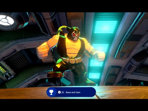 LEGO Batman 3: Beyond Gotham - Bane Gameplay and Unlock ...
