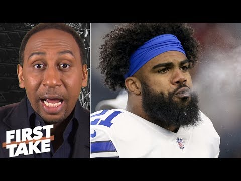 download 'Pump the brakes' on Cowboys winning NFC East – Stephen A.   First Take