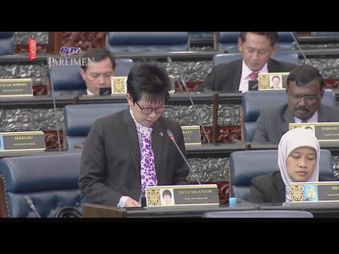 Sidang Dewan Rakyat sesi petang 17 Oktober 2018