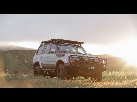1995 Toyota FZJ80 TLC4x4 Restoration For Joe Rogan. Now It Is An LSA80!