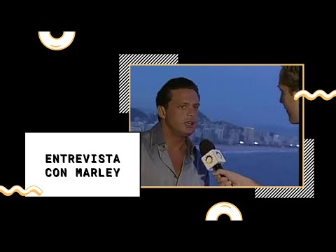 (Français) 1999, Interview Luis Miguel-Marley
