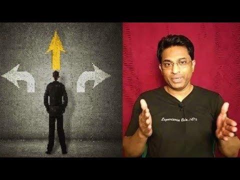 जीवन के फैंसले कैसे करें?  How to take decisions in life? Joseph Paul Hindi Gospel