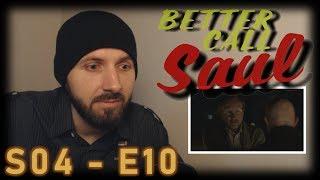 REACTION ► Better Call Saul ► 4x10 - Winner