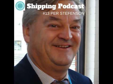 013 Per Stefenson, Naval architect, Marine standard advisor, Stena Teknik AB