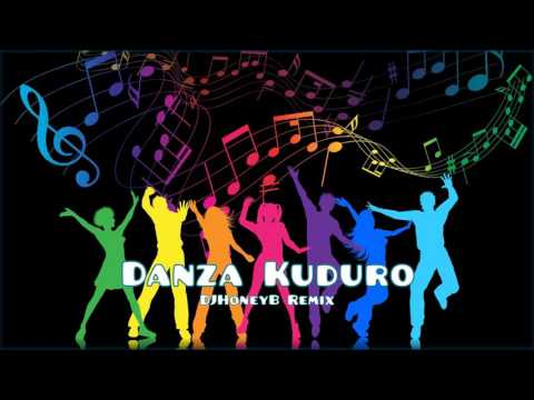 Don Omar  Danza Kuduro dhb Remix