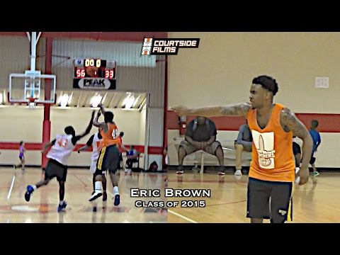 Eric Brown Mixtape @ Combine in the Capital