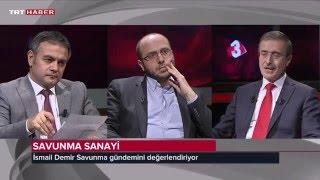 TRT Haber 3 Gün Programı - Savunma Sanayii Müsteşarı Sn. Prof. Dr. İsmail DEMİR