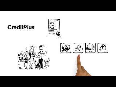 Kredit mit Absicherung - Die Restschuldversicherung der Creditplus Bank