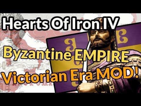 Hearts Of Iron 4: BYZANTIUM REBORN - VICTORIAN ERA MOD