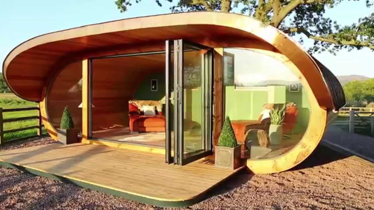 Summer House in North Wales by CS Bi-Folding Doors & Summer House in North Wales by CS Bi-Folding Doors - YouTube