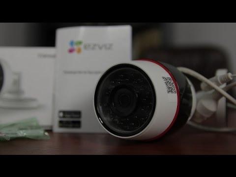 лучшая уличная камера видеонаблюдения