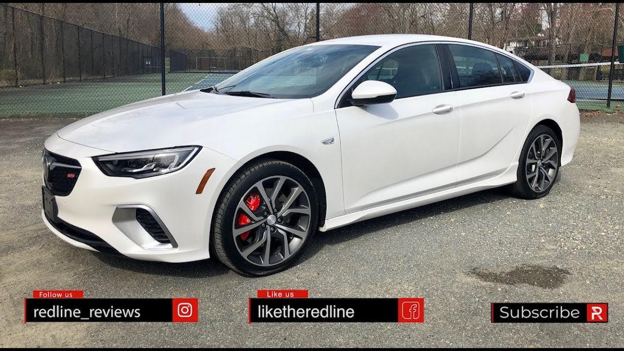 2020 Buick Regal Gs Coupe Engine
