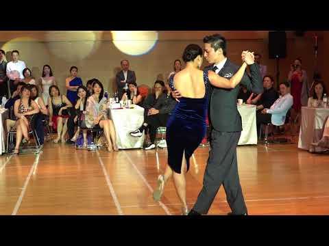 """2017 XV Taipei Tango Festival - Kyoko & Tzu-han """"Sin palabras"""""""
