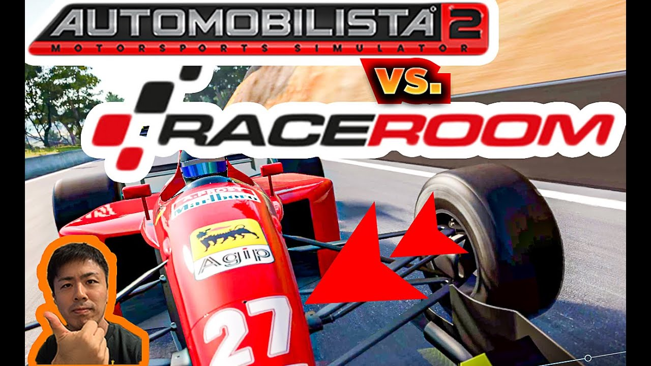 Battle Of The Sims Automobilista 2 vs RaceRoom Formula 1