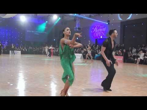 Jive  Professional Latin F Korea Open 2017