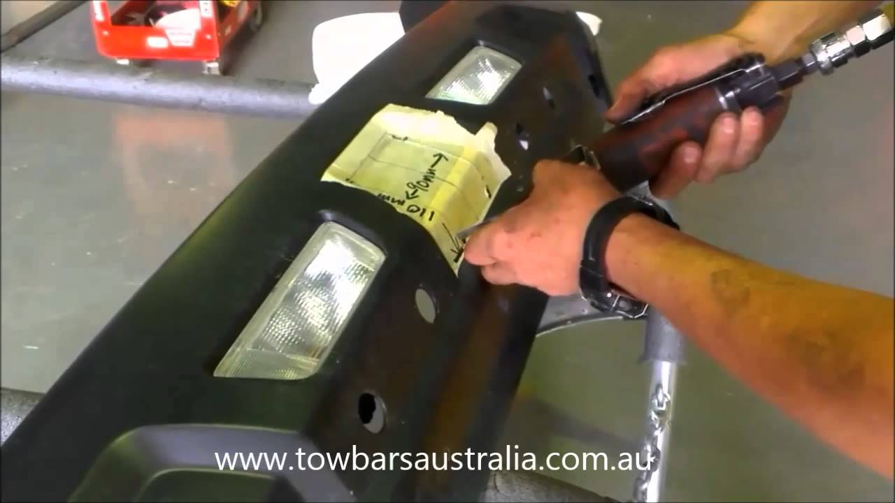 How to cut a bumber for towbar installation - YouTube Subaru Tow Bar Wiring Diagram on tow bar installation, boat trailer parts diagram, brake controller diagram, vehicle suspension diagram, tow bar frame, tow bar brake, trailer jack diagram, air filter diagram, tow bar accessories, fifth wheel diagram, trailer hitch diagram,