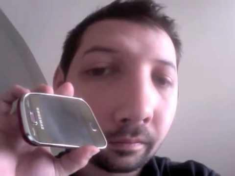 Samsung B5722 videobemutató (HUN)