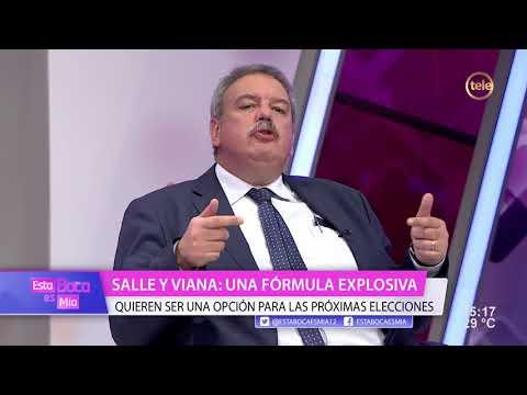 La Postulación De Gustavo Salle Y Enrique Viana / 1
