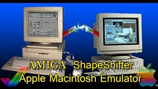 Amiga ShapeShifter - Apple Macintosh Emulator