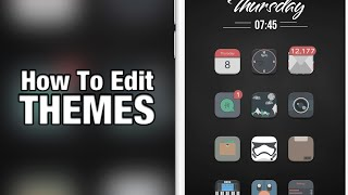 How To Edit iPhone Themes: Part 1 - App Icons & Alternate App Icons