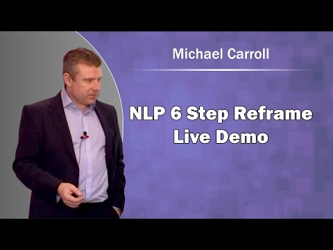 NLP 6 Step Reframe - Live Demo