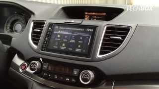 RECENZIA Honda CONNECT v Honde CR-V 2015 má OS Android