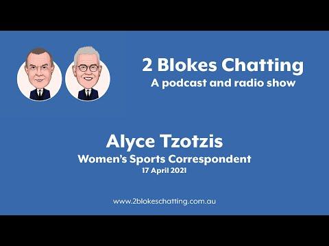 Alyce Tzotzis  - Women's Sport Correspondent