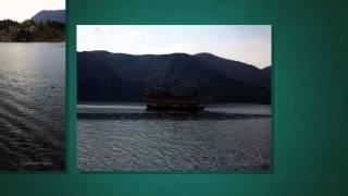 Hakone Lake Ashi Japan..Photography by Tachikawa Midori