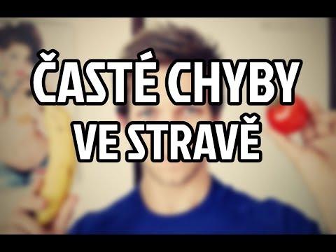 Časté chyby ve stravě - Tomáš Lukáš