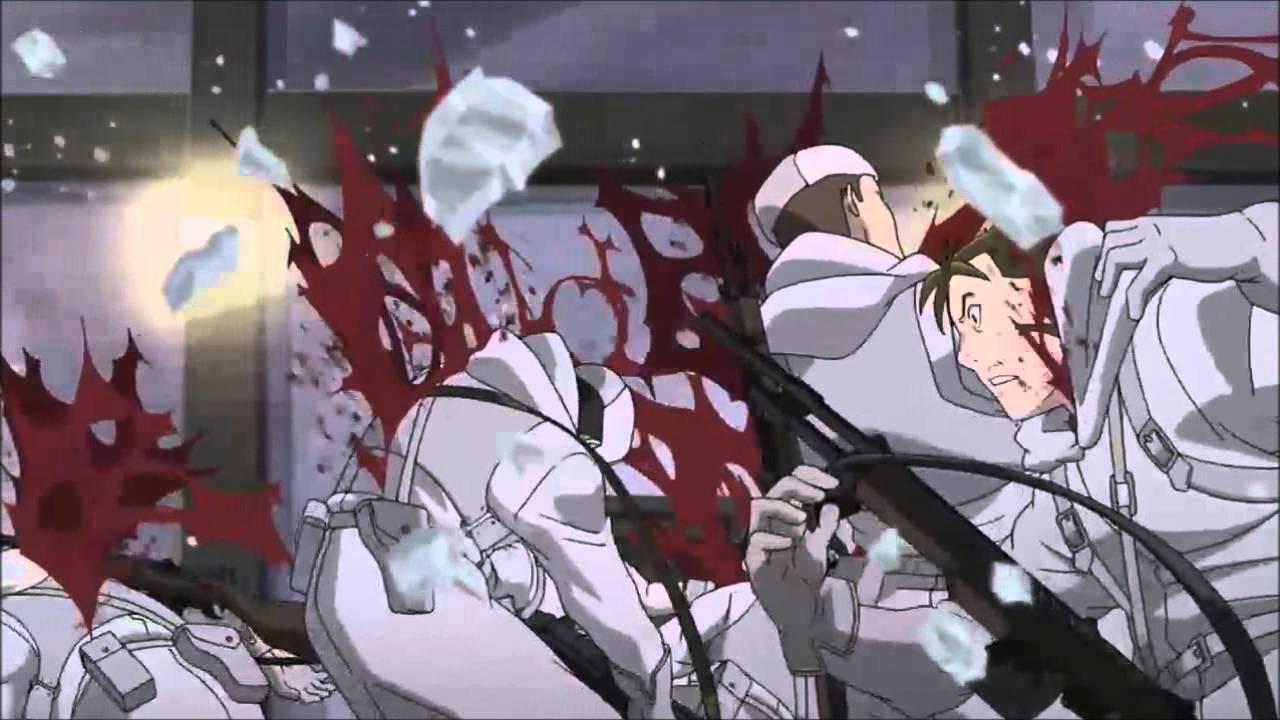 Anime 2014 Wallpaper Fma B Wrath Destroys A Tank English Dub Youtube