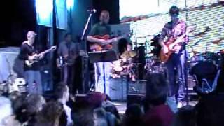 "Rhythm Devils ""Cumberland Blues"" @ Pool Deck, Jam Cruise 9, 1/7/11"