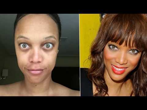 5 Celebs Who Are Unrecognizable Without Makeup!