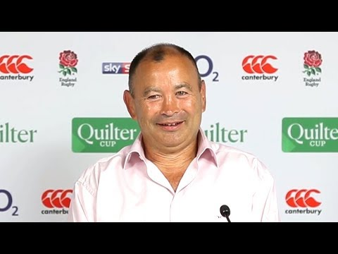 England v Barbarians - Eddie Jones Post Match Press Conference