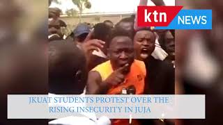 jkuat-closed-indefinitely-as-students-protest-over-cases-of-insecurity-in-juja