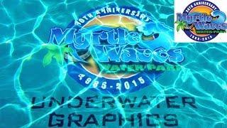 فوتوشوب: الرسومات تحت الماء! خلق نظرة من الرسومات في الجزء السفلي من حوض السباحة.
