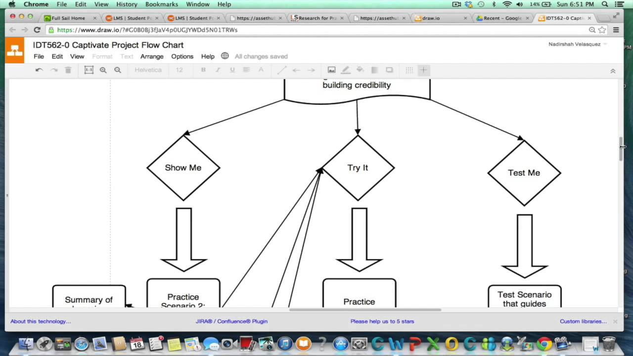 Captivate project flow chart youtube captivate project flow chart nvjuhfo Choice Image