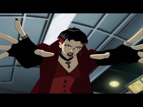 Scarlet Witch - All Powers & Fight Scenes #1 | X-Men Evolution
