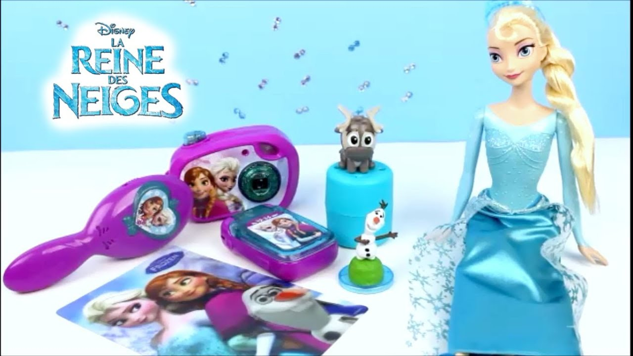 la reine des neiges olaf maxi jouets plein frozen unboxing giant basket. Black Bedroom Furniture Sets. Home Design Ideas