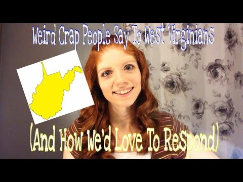 WEST VIRGINIA STEREOTYPES CRUSHED