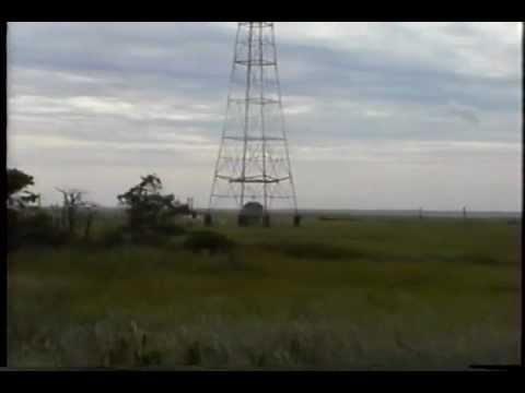WCC radio marine transmitter site, South Chatham, MA
