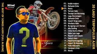 20 Lagu Terpopuler Dari Ajier [Slow Rock Aceh] Full Album | Termahsyur Sepanjang Masa