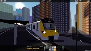 Class 707 next gen! - Stepford County Railway - Roblox