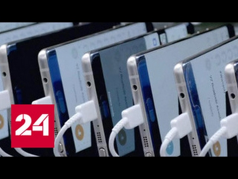 В Samsung объяснили причину возгораний аккумуляторов Galaxy Note 7
