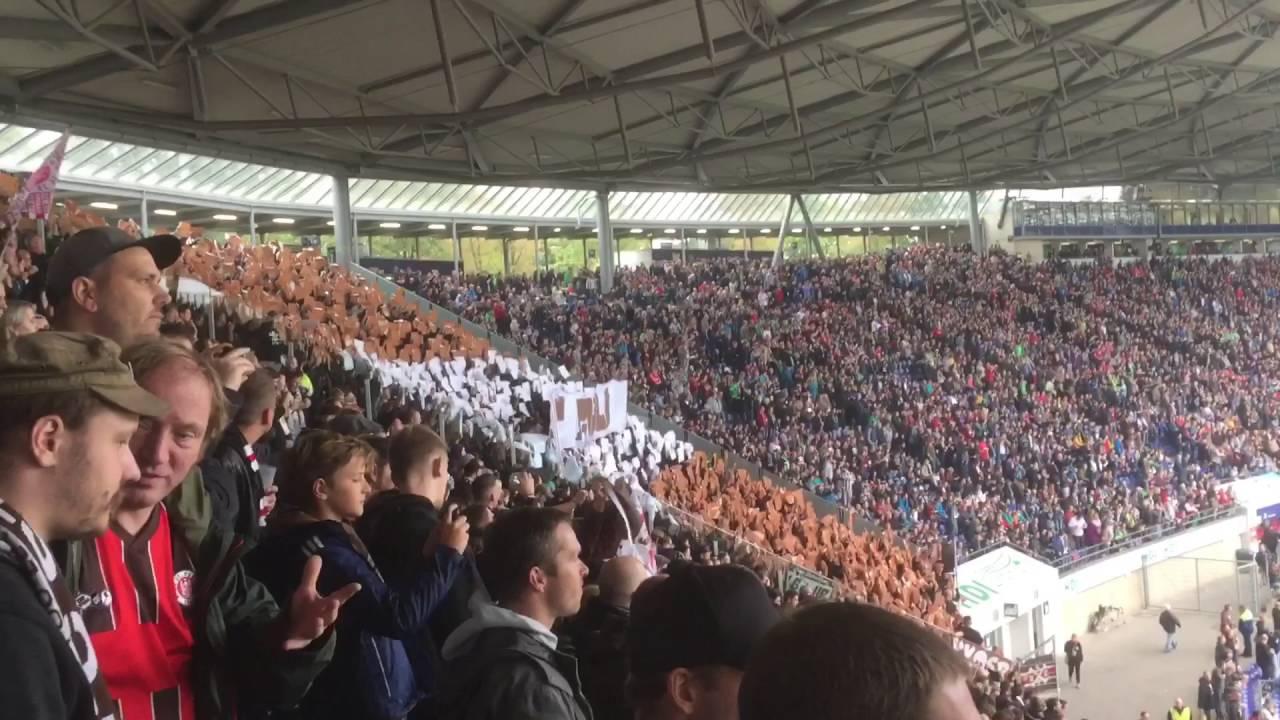 Hannover 96 St Pauli
