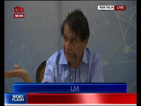 Commerce Minister Suresh Prabhu & WTO DG Roberto Azevedo brief media on Ministerial Meeting